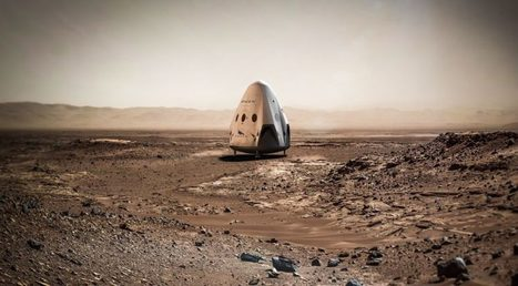 SpaceX announces plans for Dragon mission to Mars | SpaceNews.com | The NewSpace Daily | Scoop.it