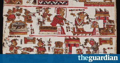 Hidden codex may reveal secrets of life in Mexico before Spanish conquest | enjoy yourself | Scoop.it