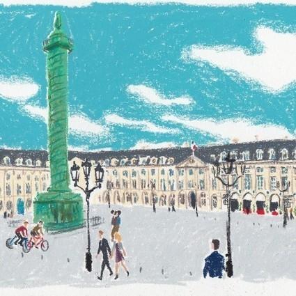 Le nouvel écrin digital du Ritz Paris | Luxury Hospitality Business | Scoop.it
