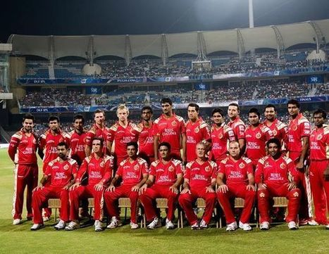 Royal Challengers Bangalore Require A Middle Order Surgery | Only News | Scoop.it