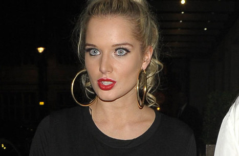 Helen Flanagan's Got Crazy Eyes - Sexy Balla | Daily News About Sexy Balla | Scoop.it