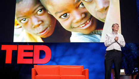 5 Public Speaking Lessons From 30 Years of TED Talks | Presentation skill | Scoop.it