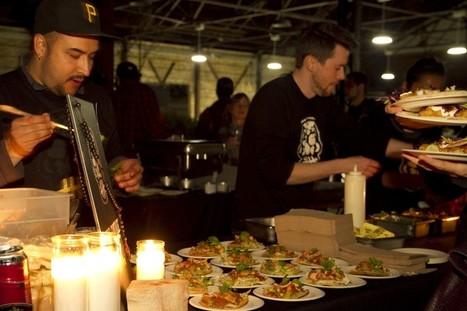 Buy Art, Eat Tacos   CulinaryTourism   Scoop.it
