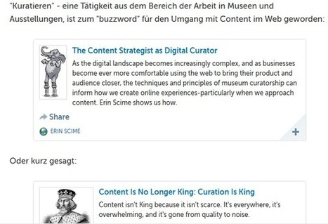 Kuratieren, curation? | re-edit! | Content Curation | Scoop.it