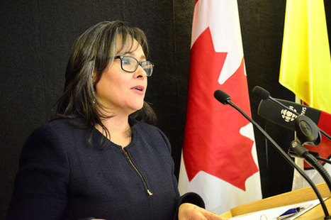 NEWS: Aglukkaq talks about Inuit traditional knowledge at Lima conference | Inuit Nunangat Stories | Scoop.it