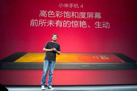 Xiaomi Unveils a Fresh Chapter in Its Plan to Conquer the World - Businessweek | Tech | Scoop.it