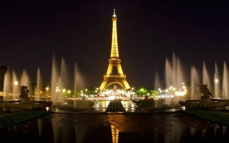 THE MOST ROMANTIC CITY IN THE WORLD-PARIS, FRANCE   binNotes France - Wine & Culture   Scoop.it