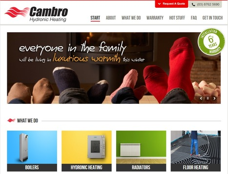 A wide variety of Heating Systems for Homes | Cambro Boilers | Scoop.it