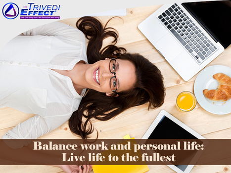 Balance in work and personal life: the key to overall wellness and happiness | Health and Wellness | Scoop.it