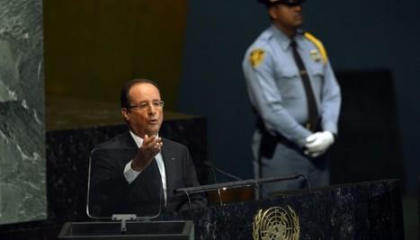 François Hollande à l'ONU : un discours pauvre en arguments et ... - Le Nouvel Observateur | Politicus | Scoop.it