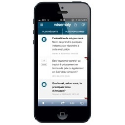 L'idée business : avec Wisembly, réseau social géolocalisé, des ... - Les Echos Entrepreneur | Social | Scoop.it