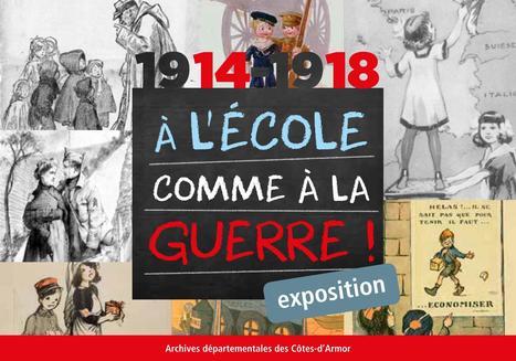 Sélection de ressources Centenaire Première Guerre mondiale - Académie de Rennes | Ressources sur le centenaire de la guerre 1914-18 | Scoop.it