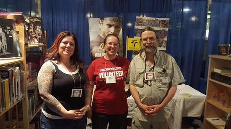WPL staff in the YukomiCon branch of Yukon Public Libraries! | SocialLibrary | Scoop.it