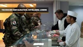 L'armée de Terre recrute des techniciens Restauration, Hôtellerie, Loisirs - Saveur CV   Emploi - Restauration - Hôtellerie - Café - Brasserie   Scoop.it