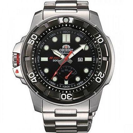Orient M-Force Automatic Scuba Diver Watch - EL06001B Price: Buy Orient M-Force Automatic Scuba Diver Watch - EL06001B Online at Best Price in Australia   Direct Bargains   Orient Watches   Scoop.it