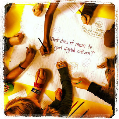 Ideas for Digital Citizenship PBL Projects | Project Based Learning in Schools | Scoop.it