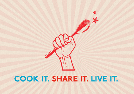 Food Revolution Day - Cook it. Share it. Live it! | EDP4130 Sustainability for community needs | Scoop.it