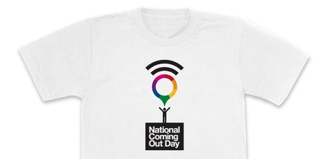 National Coming Out Day | Identité visuelle | Scoop.it