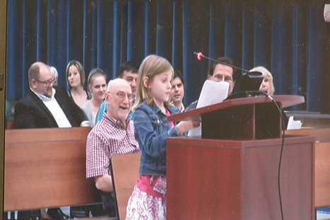 9-year-old destroys Florida's new standardized test in front of school board | Education Revolution: Mass Creativity and Play! | Scoop.it