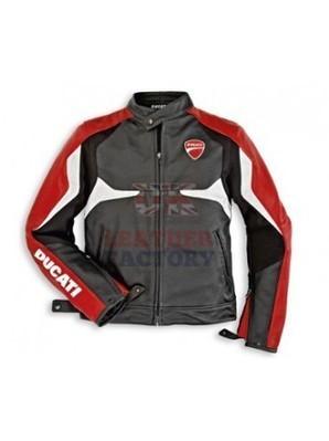 Ducati Replica Leather Jacket | Leather Jacket Stylish | Scoop.it
