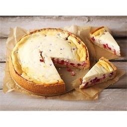 Puolukka-juustokakku | Leivontaohjeet | Scoop.it
