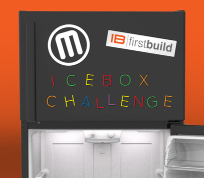 MakerBot and FirstBuild Team Up to Offer the Icebox Challenge: 3D Printed ... - 3DPrint.com | Peer2Politics | Scoop.it