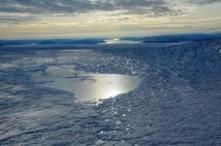 Greenland may be slip-sliding away due to surface lake melt: study | Sustain Our Earth | Scoop.it