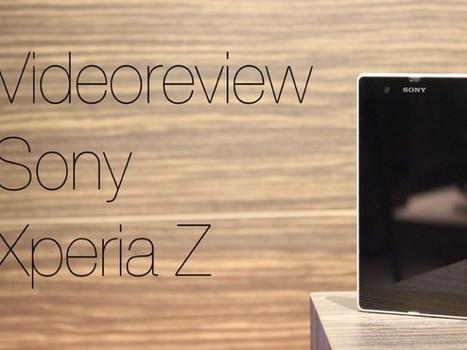 El Sony Xperia Z posa para la cámara en Andro4all | Saber diario de el mundo | Scoop.it