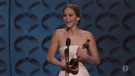 Oscar Red Carpet 2014 Lots Of Cleavage Or Not? - Blabber   Celebrity News   Scoop.it