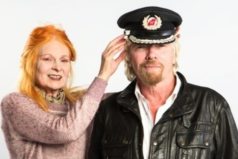 Vivienne Westwood Designs Sustainable Flight Attendent Uniforms [Video] - PSFK | Current Marketing Topics | Scoop.it