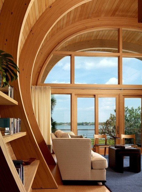 Timber Architecture: 10 Benefits of Wood Based Designs - Freshome | Architecture, Building Design, Interior Design | Scoop.it
