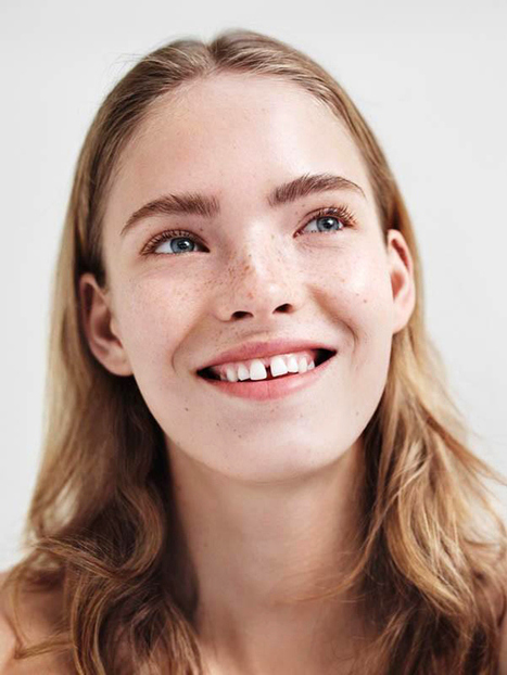 [editorial] 'Better Than Bare' | Anastasia Kolganova by Paul Maffi for WSJ Spring 2015 | Fashion & more... | Scoop.it