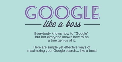 How to Google like a boss – Become a master of Google search with these little-known tips | Library Chatter | Scoop.it