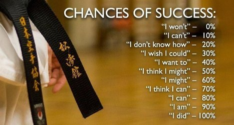 Chances of Success | Life @ Work | Scoop.it