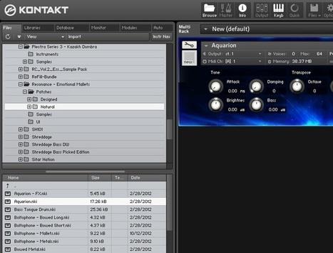 Optimizing Your Kontakt Workflow, Part 1 - Impact Soundworks | Master de composición en bandas sonoras ESMUC | Scoop.it