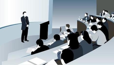 Un cours de droit a été diffusé en direct sur Facebook   Droit   Scoop.it