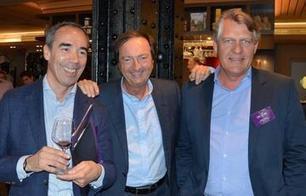 Michel-Édouard Leclerc assure la promotion de la foire aux vins d'automne 2016 de Leclerc. | Vos Clés de la Cave | Scoop.it