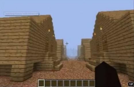 Cómo enseñar historia con Minecraft   #REDXXI   Scoop.it