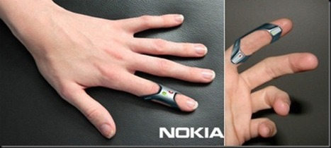 On My Fingertips Nokia FIT Concept | Nokia Future Fingertips Mobile | NewHiTechGadgets | Scoop.it