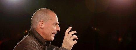 Varoufakis in der Berliner Volksbühne: 12 Euro für die Rettung Europas, ermäßigt 8 - SPIEGEL ONLINE   Media Aesthetics Lab   Scoop.it
