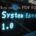 How to Edit a PDF | 9 Best Free Tools to Edit PDF Files | 21st Century Technology Integration | Scoop.it