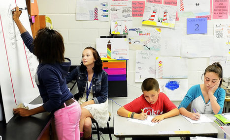 AVID program students get a boost in preparing for college | Common Core Reading | Scoop.it