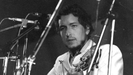Seis letras de canciones de Bob Dylan que muestran la poesía por la que ganó el Nobel de Literatura 2016 - BBC Mundo | Cosas que interesan...a cualquier edad. | Scoop.it