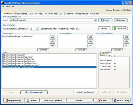 Sitemap Generator | irving_1425 | Scoop.it