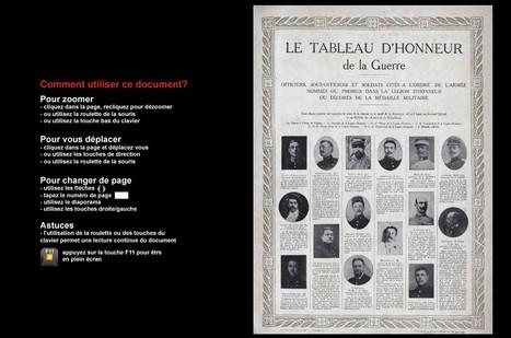 Tableau d'Honneur de la Grande Guerre - L'Illustration | Nos Racines | Scoop.it