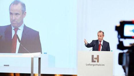 Lafarge et Holcim accouchent d'un géant mondial des matériaux de construction   Construction l'Information   Scoop.it