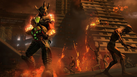 SAINTS ROW: GAT OUT OF HELL ~ Download Games and Softwares | Download Free Pc Games | Scoop.it