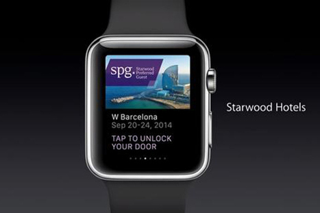 Apple Watch is the new hotel room key | Hospitality, Travel and Tourism Trends around the world | Scoop.it