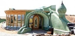 EARTHSHIP: casas con materiales reciclados y bioconstrucción | Materiales de construcción | Scoop.it