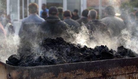The price of coal | Family Life In Spain | Scoop.it